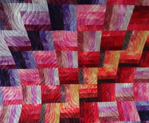 Sharon Hughes Machine Quilting 13 Modern Eccentric
