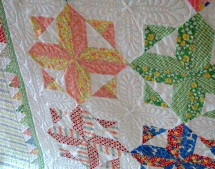 Sharon Hughes Machine Quilting Studio 12 Custom Quilting